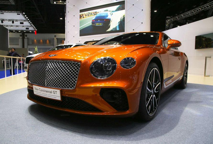 BentleyContinentalGT 2018: Siêu xe tuyệt tác từ Anh Quốc - 2