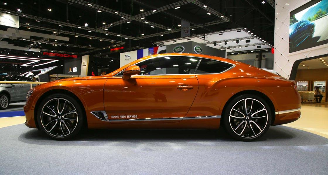 BentleyContinentalGT 2018: Siêu xe tuyệt tác từ Anh Quốc - 3
