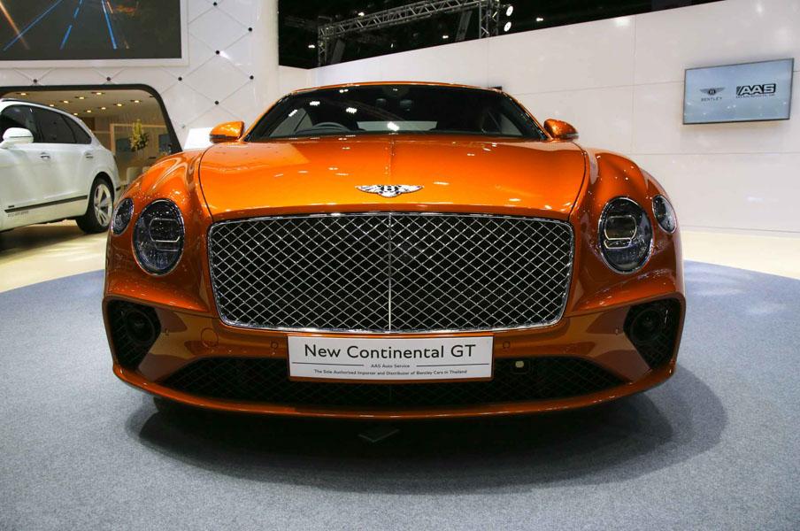 BentleyContinentalGT 2018: Siêu xe tuyệt tác từ Anh Quốc - 1