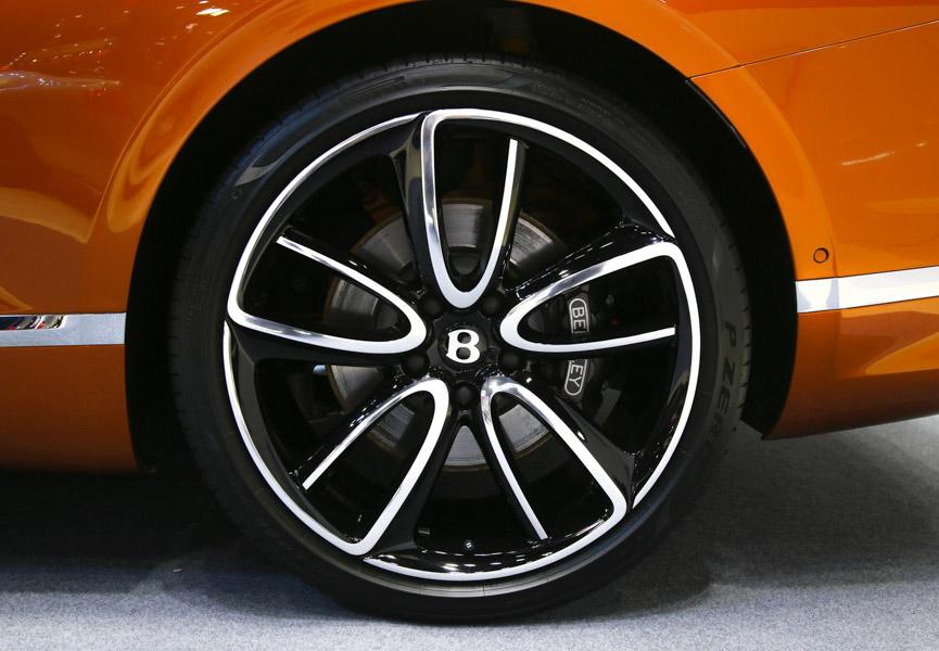 BentleyContinentalGT 2018: Siêu xe tuyệt tác từ Anh Quốc - 10