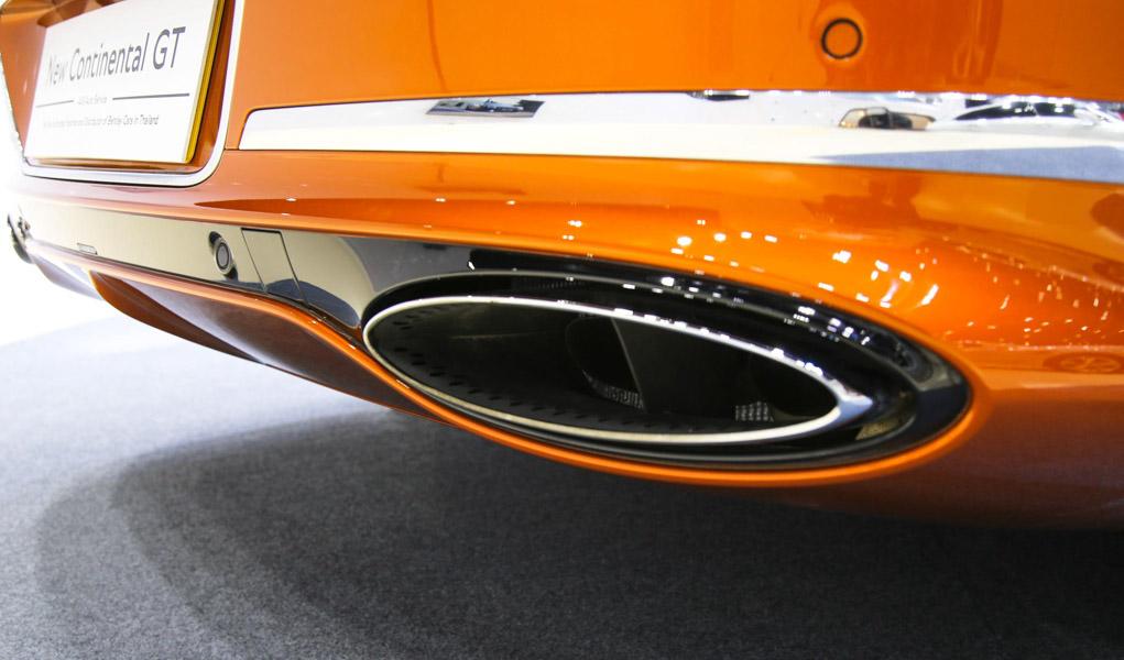 BentleyContinentalGT 2018: Siêu xe tuyệt tác từ Anh Quốc - 9