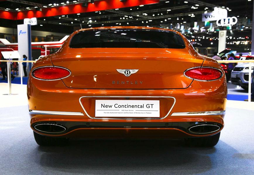 BentleyContinentalGT 2018: Siêu xe tuyệt tác từ Anh Quốc - 6
