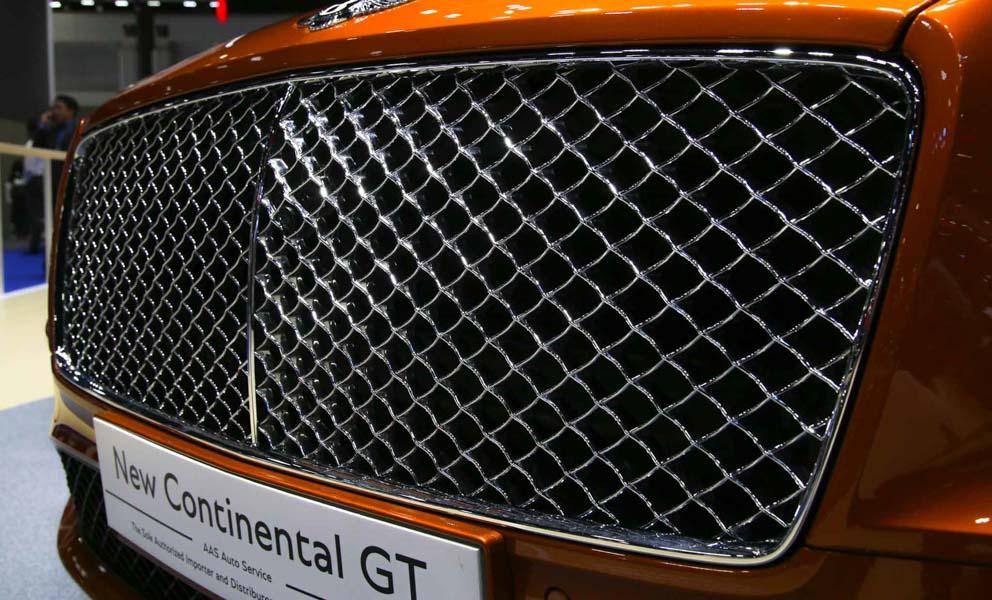 BentleyContinentalGT 2018: Siêu xe tuyệt tác từ Anh Quốc - 11