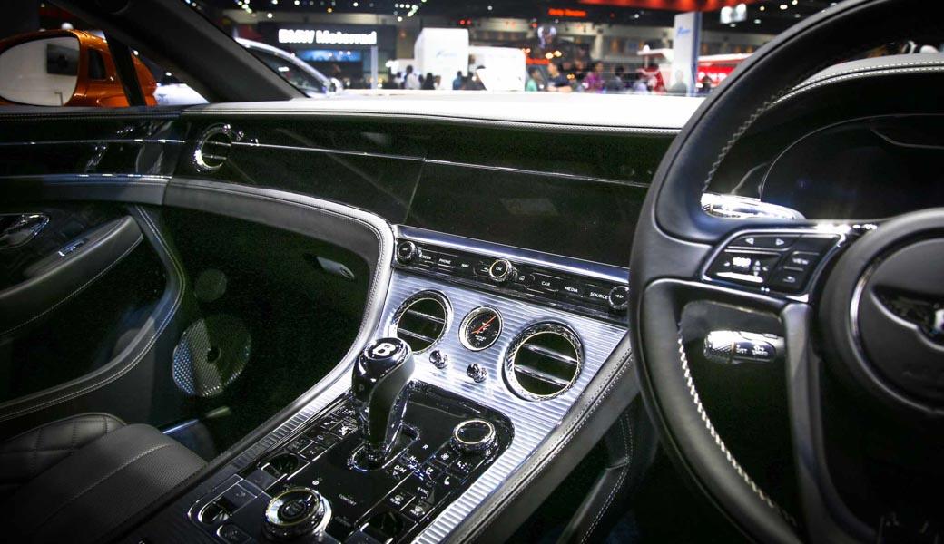 BentleyContinentalGT 2018: Siêu xe tuyệt tác từ Anh Quốc - 16