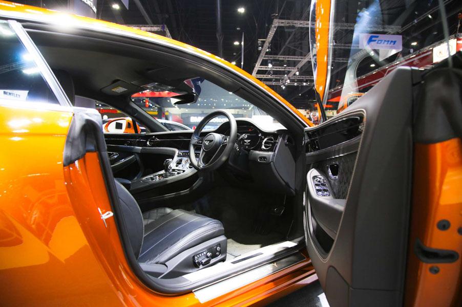 BentleyContinentalGT 2018: Siêu xe tuyệt tác từ Anh Quốc - 12