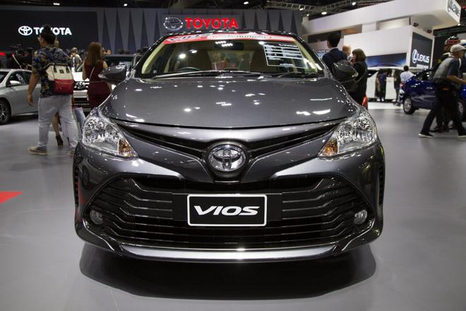 Toyota Vios ra mắt thế hệ mới nhất, giá từ 450 triệu đồng - 1
