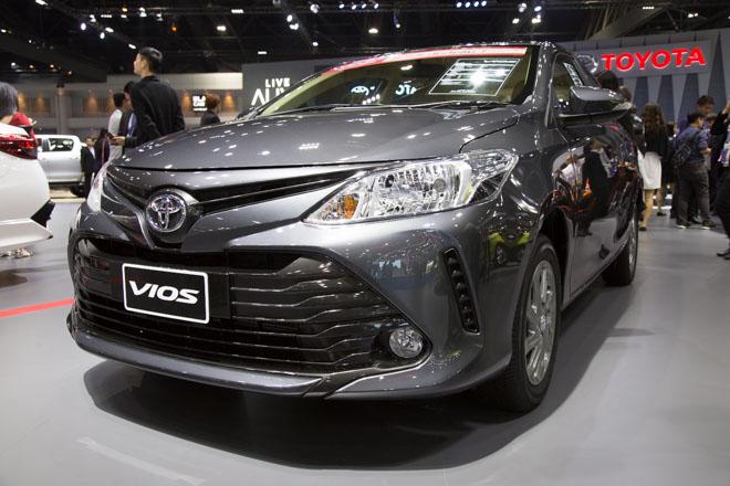 Toyota Vios ra mắt thế hệ mới nhất, giá từ 450 triệu đồng - 2