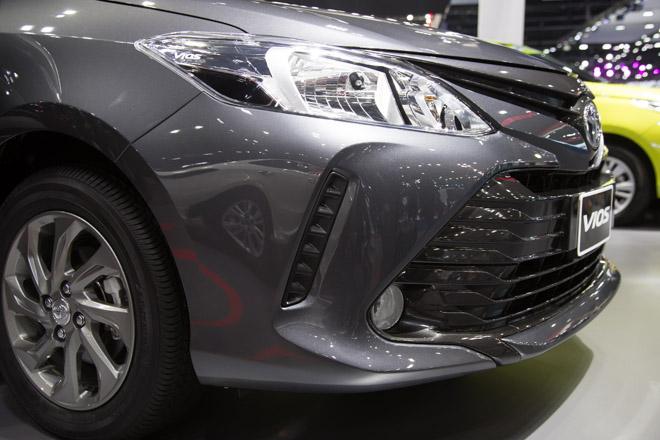 Toyota Vios ra mắt thế hệ mới nhất, giá từ 450 triệu đồng - 8