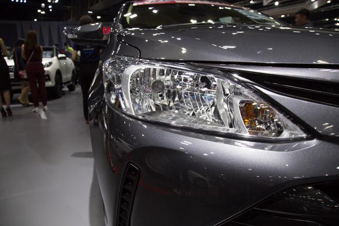 Toyota Vios ra mắt thế hệ mới nhất, giá từ 450 triệu đồng - 7