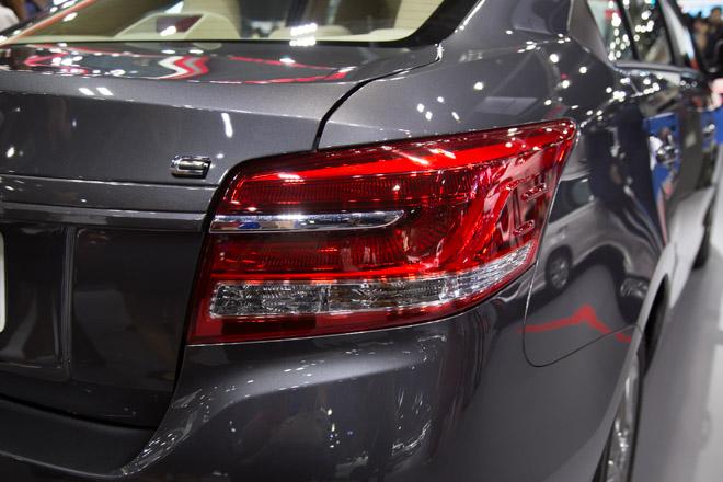 Toyota Vios ra mắt thế hệ mới nhất, giá từ 450 triệu đồng - 3