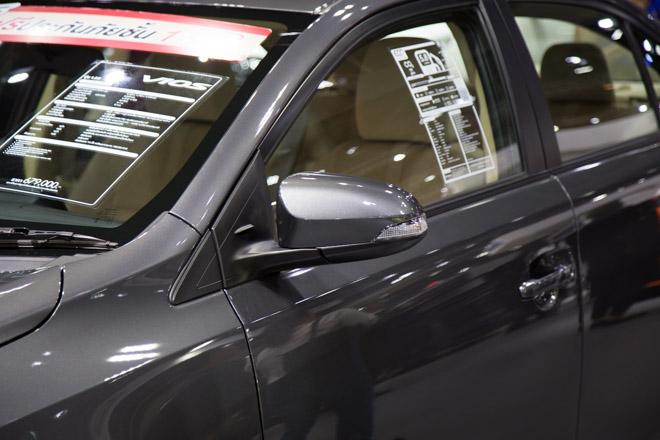 Toyota Vios ra mắt thế hệ mới nhất, giá từ 450 triệu đồng - 9