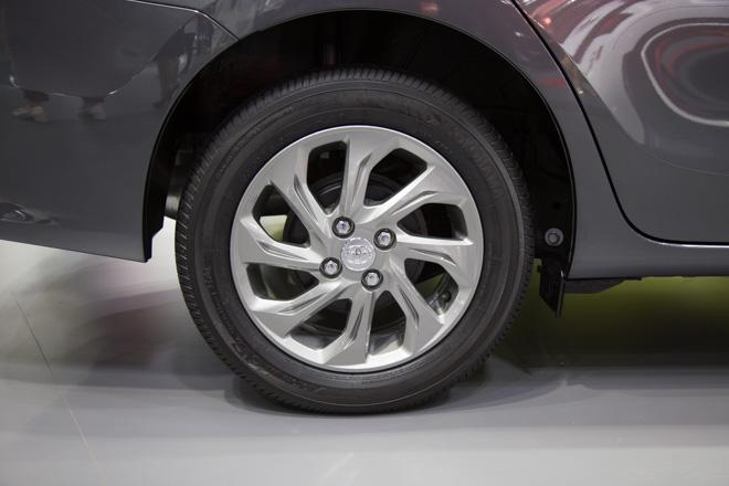 Toyota Vios ra mắt thế hệ mới nhất, giá từ 450 triệu đồng - 5