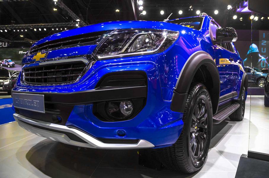 Đối thủ của Toyota Fortuner: Chevrolet Trailblazer LTZ có giá 1,09 tỷ đồng - 4