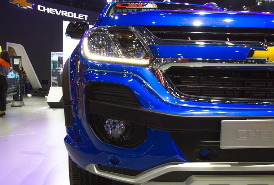 Đối thủ của Toyota Fortuner: Chevrolet Trailblazer LTZ có giá 1,09 tỷ đồng - 3