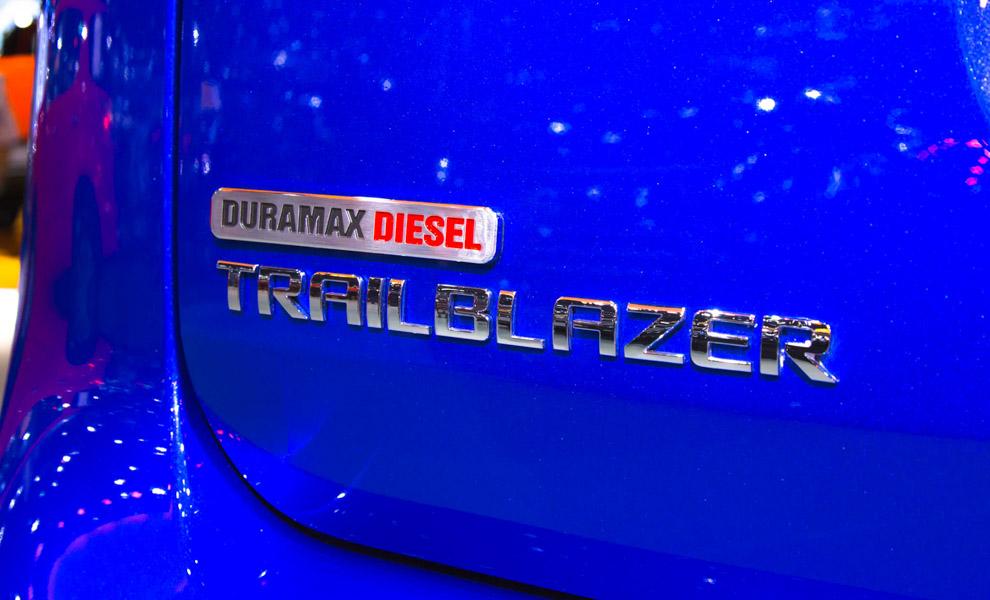 Đối thủ của Toyota Fortuner: Chevrolet Trailblazer LTZ có giá 1,09 tỷ đồng - 8