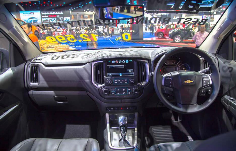 Đối thủ của Toyota Fortuner: Chevrolet Trailblazer LTZ có giá 1,09 tỷ đồng - 12