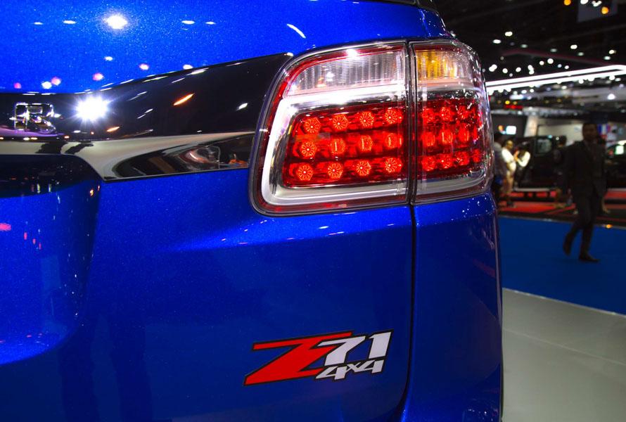 Đối thủ của Toyota Fortuner: Chevrolet Trailblazer LTZ có giá 1,09 tỷ đồng - 9