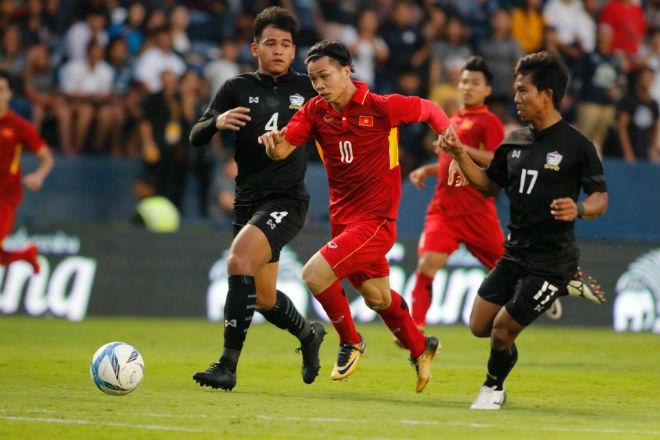 HLV Park Hang Seo nâng tầm bóng đá Việt Nam: Đang bỏ xa Thái Lan? - 1