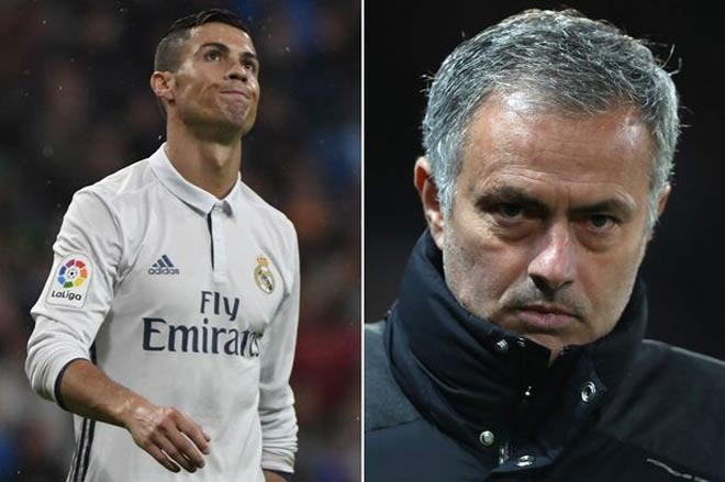 """MU - Mourinho """"thèm khát"""" Ronaldo: Đọ tiền với Real, dùng Messi dụ dỗ - 1"""