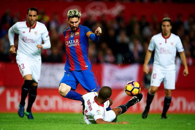 La Liga trước vòng 30: Ronaldo vắng mặt, Messi độc diễn vua phá lưới - 1