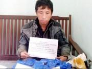 An ninh Xã hội - Một cử nhân luật bị bắt vì vận chuyển 3.400 viên ma túy