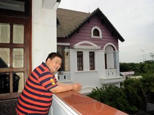 Phim - Biệt thự tiền tỷ của Minh Béo chỉ là nhà mượn