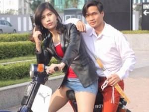 Phim - Lệ Rơi đóng phim với hot girl chuyển giới