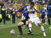 Bóng đá - Atalanta - Milan: Cú vô-lê siêu đẳng