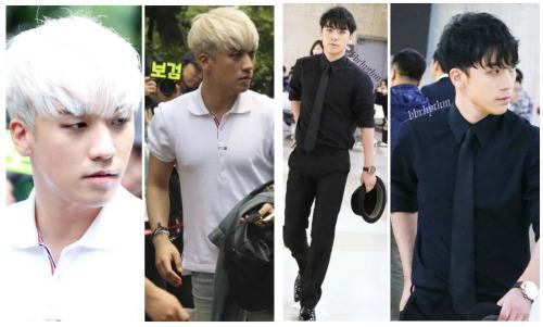 Đồng hồ đeo tay của Seung Ri - 9
