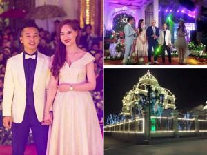 """Bạn trẻ - Cuộc sống - Choáng ngợp với lễ cưới """"siêu khủng"""" tại Nam Định"""