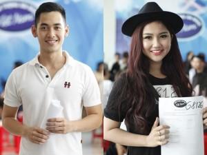 """Ca nhạc - MTV - Trai xinh, gái đẹp """"đổ bộ"""" vòng loại Vietnam Idol"""