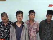 """Video An ninh - Băng cướp thanh niên chuyên """"săn đêm"""" tại Hà Nội"""