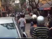 Tin tức trong ngày - Công an nổ súng giải tán đám đông giữa Thủ đô