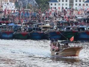 Thế giới - TQ bỏ tiền thuê ngư dân ra Hoàng Sa, 27.000 USD mỗi tàu