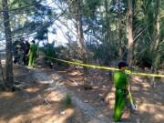 Tin tức trong ngày - Phong tỏa, khám nghiệm nơi chôn thi thể bé trai bị bắt cóc