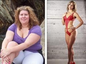Làm đẹp - Người mẫu bikini nặng 1 tạ gợi cảm sau khi giảm 50 cân