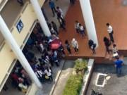 An ninh Xã hội - Hai sinh viên ĐH Vinh bị hành hung ngay trong trường