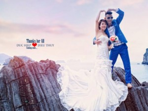 Phim - Ảnh cưới lãng mạn của Hiệp Gà với người vợ thứ 3