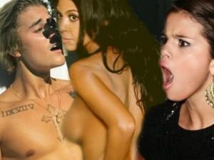 """Ca nhạc - MTV - Selena Gomez phát điên khi biết Justin Bieber """"ăn vụng"""""""