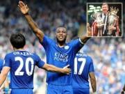 Bóng đá - Leicester: Trên con đường của MU 20 năm trước