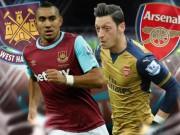 Bóng đá - West Ham - Arsenal: 6 bàn thắng đầy hấp dẫn