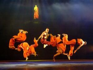 Phi thường - kỳ quặc - Tiết học kungfu của 26.000 học viên xác lập kỷ lục thế giới