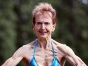 Da liễu - Cụ bà 73 tuổi chăm tập thể hình để chống lão hóa
