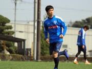 Bóng đá - Lỡ so tài Tuấn Anh ở Nhật, Công Phượng tiếc nuối