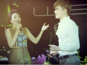 Ca nhạc - MTV - Hồ Quỳnh Hương ngẫu hứng hát opera cùng Nathan Lee