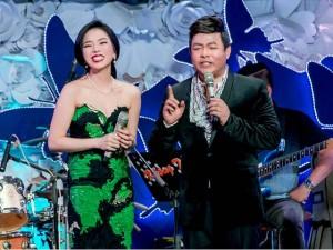 """Ca nhạc - MTV - Quang Lê """"nổi da gà"""" khi nghe Lệ Quyên hát"""