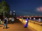 Tin tức trong ngày - Huế sẽ làm đường đi bộ lát gỗ ngoài trời dọc sông Hương