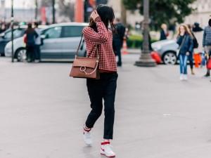 Thời trang - 4 quy tắc cần nhớ nếu muốn diện sneaker đi làm
