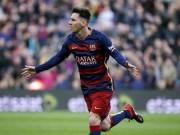 Bóng đá - Kiếm tiền: Messi lại vượt CR7, Mourinho trên Pep