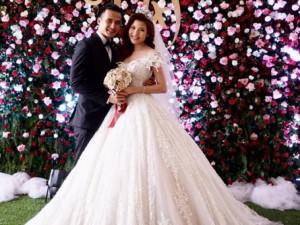 Phim - Thúy Diễm xinh như công chúa trong ngày làm cô dâu